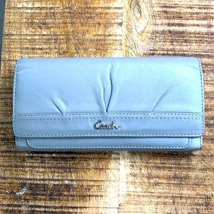 Coach Women's Ashley Leather Wallet